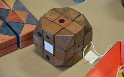 40-летию со дня изобретения Кубика Рубика посвящается: коллекция 3D версий Кубика Рубика