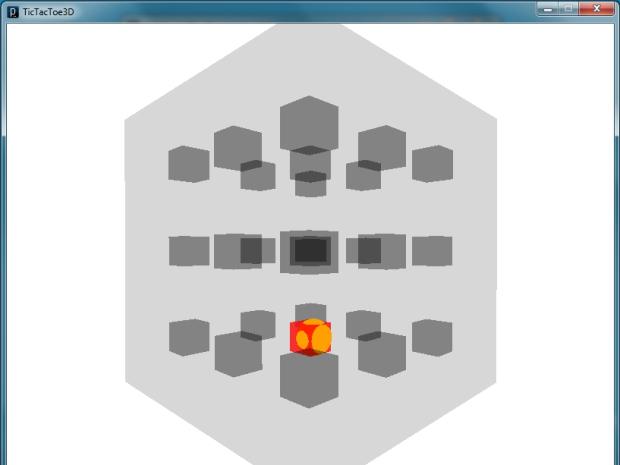 трехмерный интерфейс