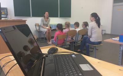Работа по внедрению практических программ в инновационный образовательный процесс дошкольников