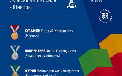 Ученик нашего ЦМИТа стал победителем VIII Национального чемпионата «Молодые профессионалы» (WorldSkills Russia)
