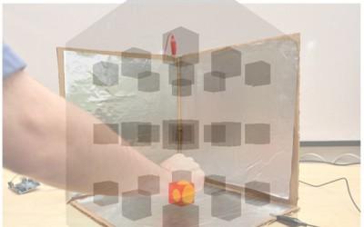 Бесконтактный 3D интерфейс