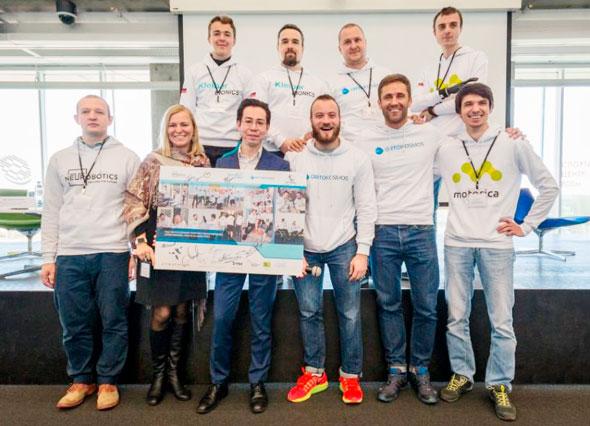 Проект «Будущее начинается сегодня» стал победителем международной премии IPRA Golden World Awards