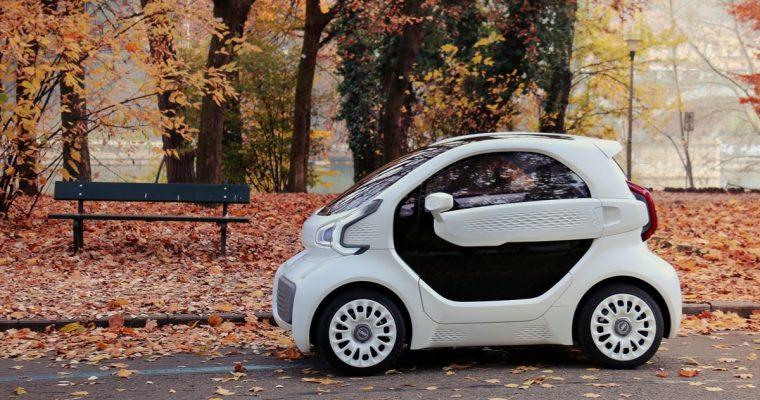 Китайцы объединились с итальянцами и научились печатать авто на 3D-принтере
